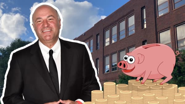 Kevin O'Leary: This is how much you need to raise a kid