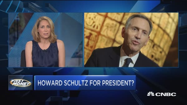 Fast Money traders give their take on CEOs running for president