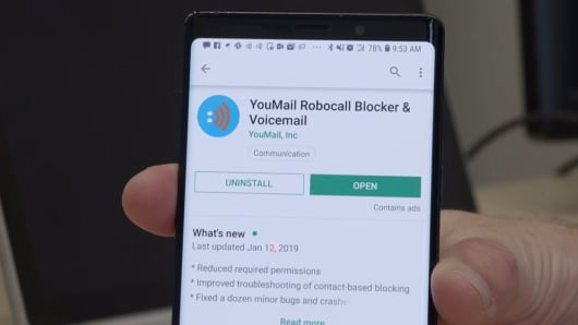 YouMail App