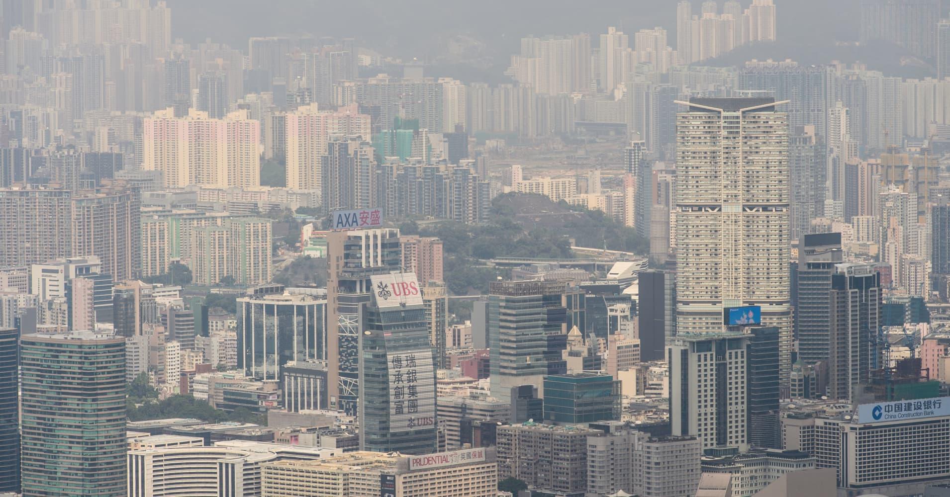 Hong Kong tops 'economic freedom' chart despite political pressure from Beijing