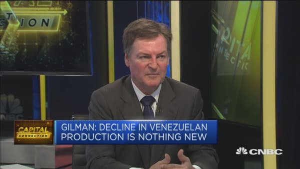 The situation in Venezuela is 'nothing new': CEF Holdings