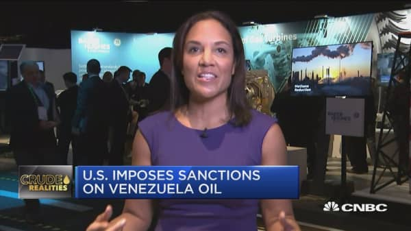 Helima Croft talks oil markets and Venezuela
