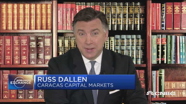 Russ Dallen discusses U.S. sanctions on Venezuela