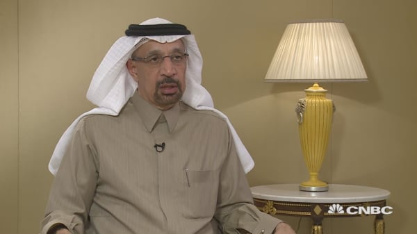 Saudi Arabia building nuclear infrastructure, energy minister says