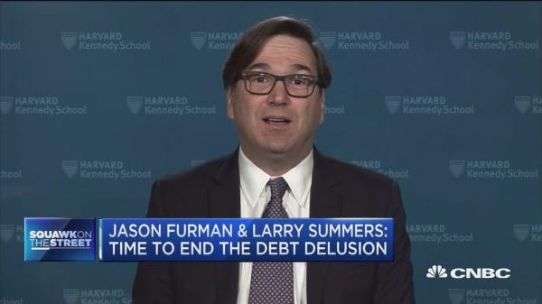 Former Obama economic advisor: I don't agree with Schultz on national debt