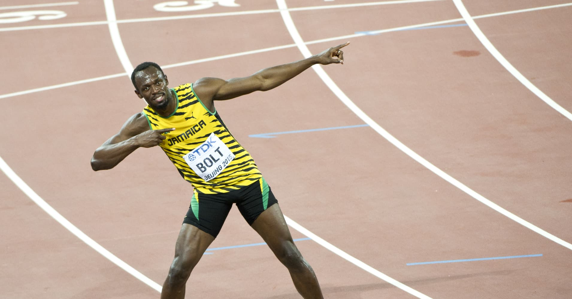 Michael Johnson tells Usain Bolt it is time to find a passion after sport