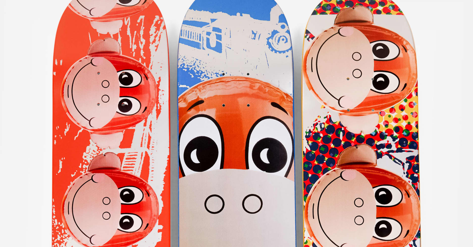 Skateboard deck collection sells for a record $800,000