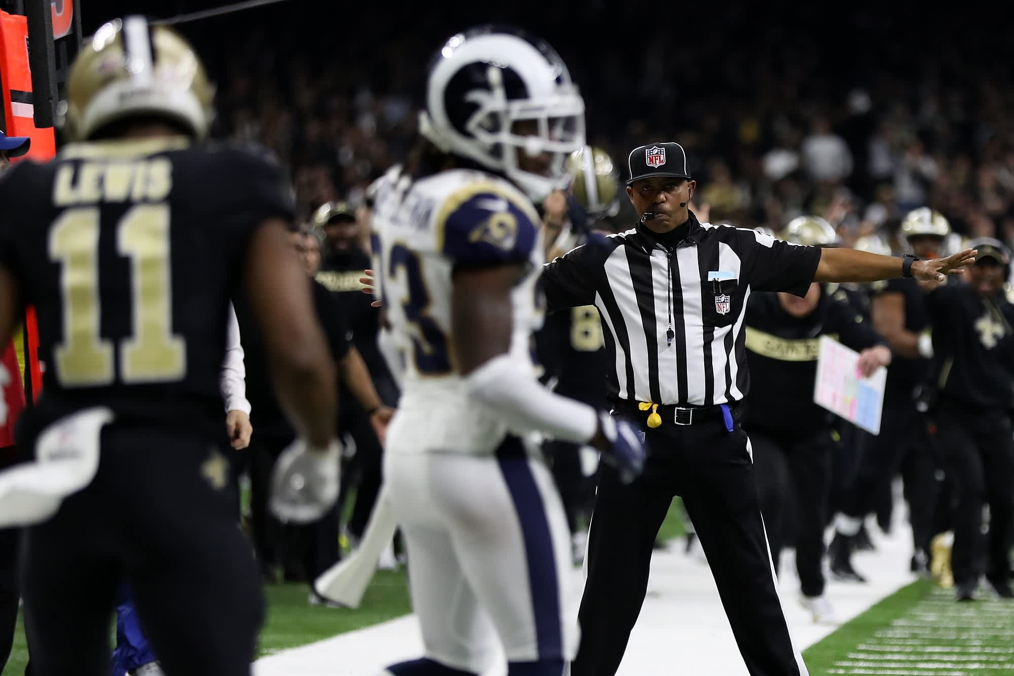 Heres How Much Nfl Referees Get Paid