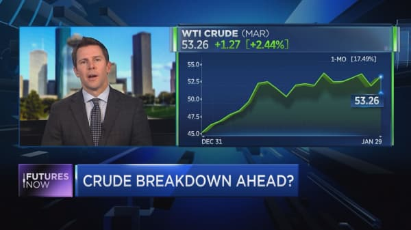Top energy analyst says crude is dead money this year