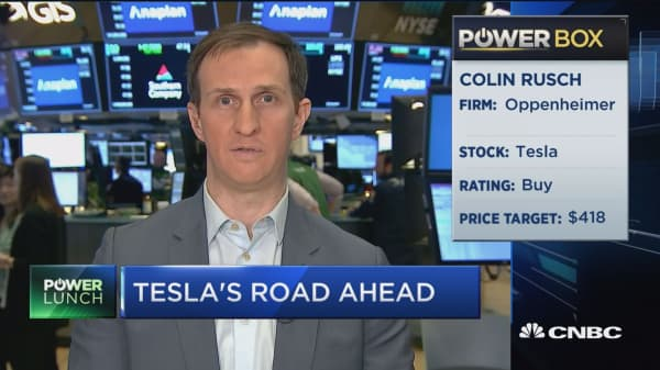 Tesla needs to clarify their cash flow through year, says analyst