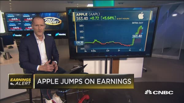 Gene Munster trades Apple's quarter