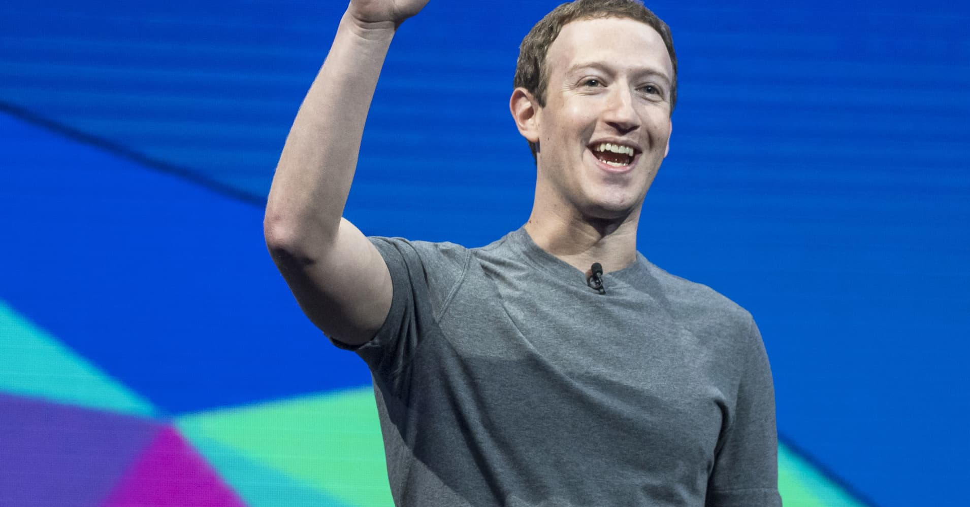 Facebook soars after it crushes earnings, posts record profit