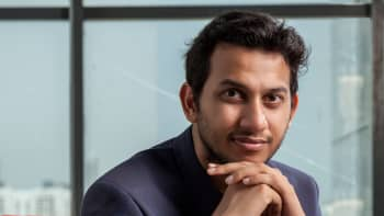 Ritesh Agarwal, founder and CEO of OYO