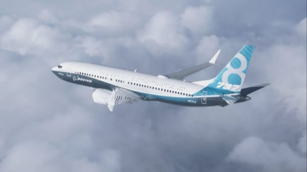 Boeing EPS, revenue soars past expectations with record earnings