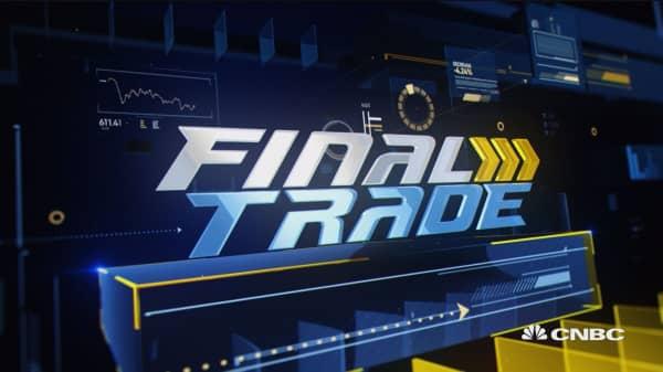 Final Trades: AMGN, EBAY & More