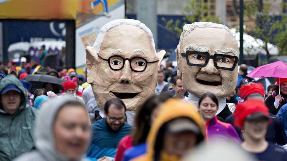 How Warren Buffett realized he and business partner Charlie Munger