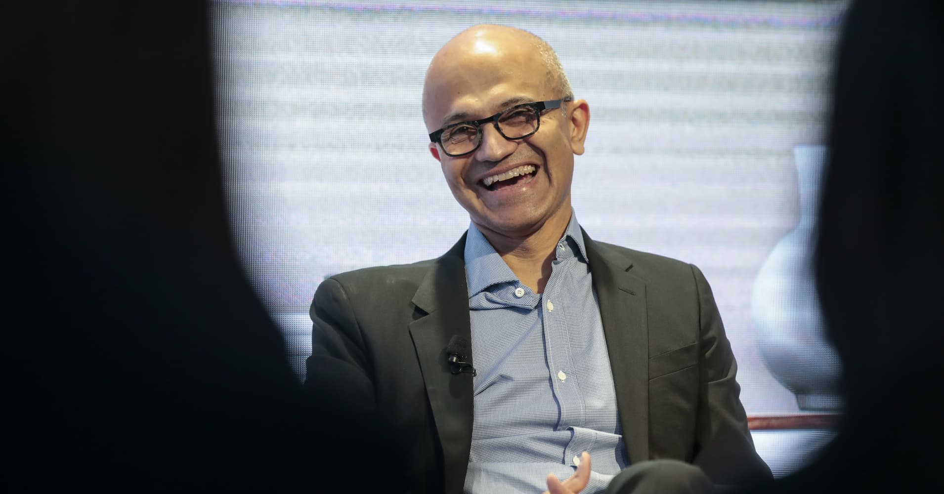 Microsoft hits $1 trillion market cap for the first time as stock jumps on earnings beat