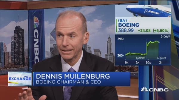 Boeing CEO: Boeing and China are important to each other