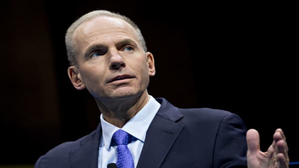 Watch CNBC's full interview with Boeing CEO Dennis Muilenburg