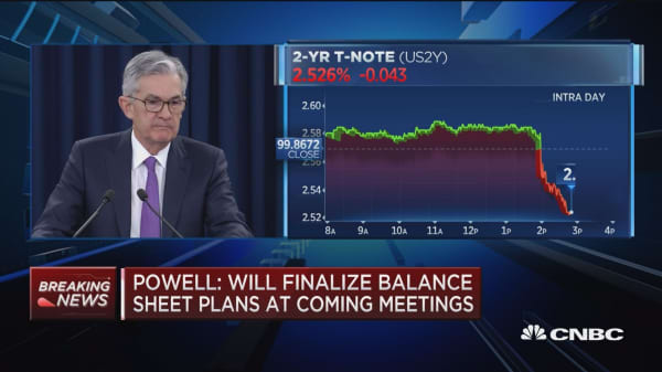 Shutdown will have some kind of impact of first-quarter GDP: Powell