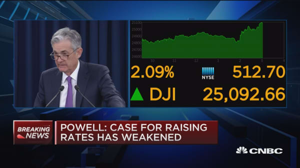 Motivation is to do right thing for economy, American people: Powell