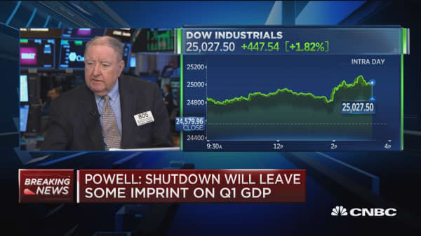 Patient is going to mean very, very patient: UBS' Art Cashin