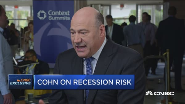 Gary Cohn: Jay Powell is doing a great job of managing the Fed