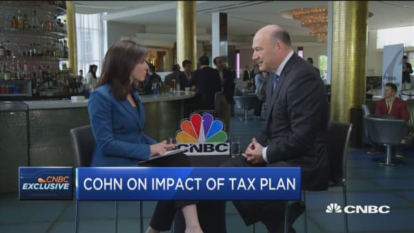 Gary Cohn: America's competitive advantage is its