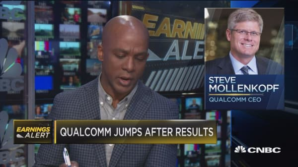 China is the biggest contributer to market weakness, says Qualcomm CEO