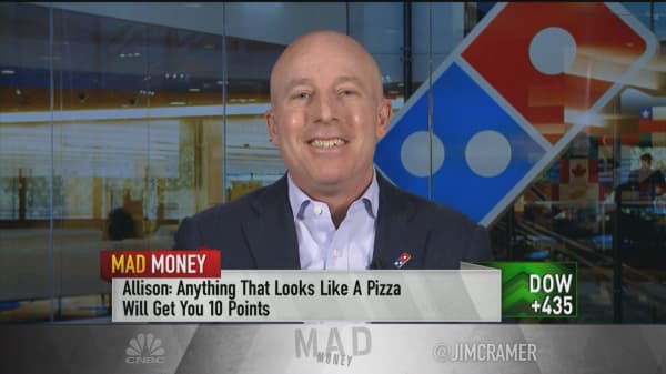 Domino's plans to grow its customer base and 'overall pizza category' with new giveaway: CEO