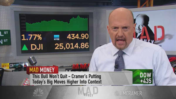 Powell made the right choice for Main Street, says Jim Cramer