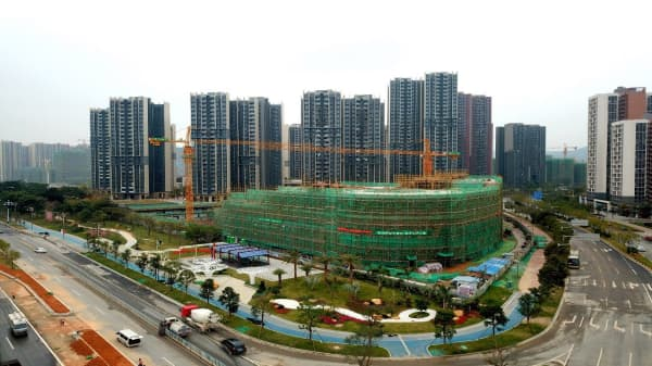 Singapore is building a city in China for up to 500,000 people