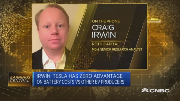 Why this analyst is cautious about Tesla