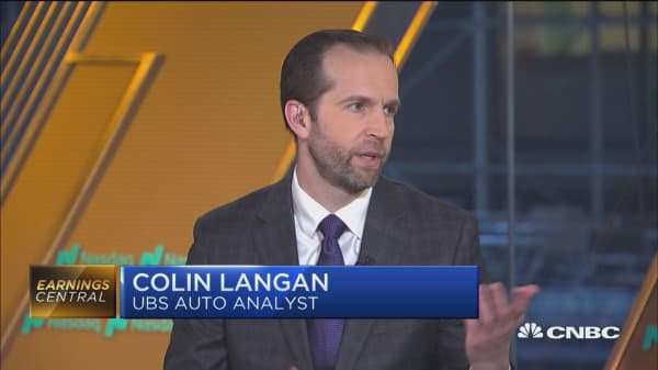 Why this auto analyst rates Tesla a sell