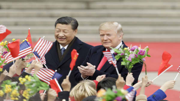 China and US discussing Trump, Xi meeting in Asia: Sources