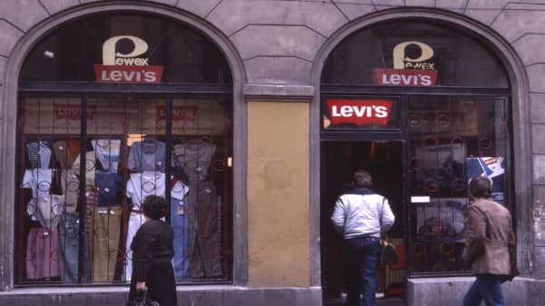 Levi Strauss may go public again in 2019. Here's how it dominated the denim market for 150 years
