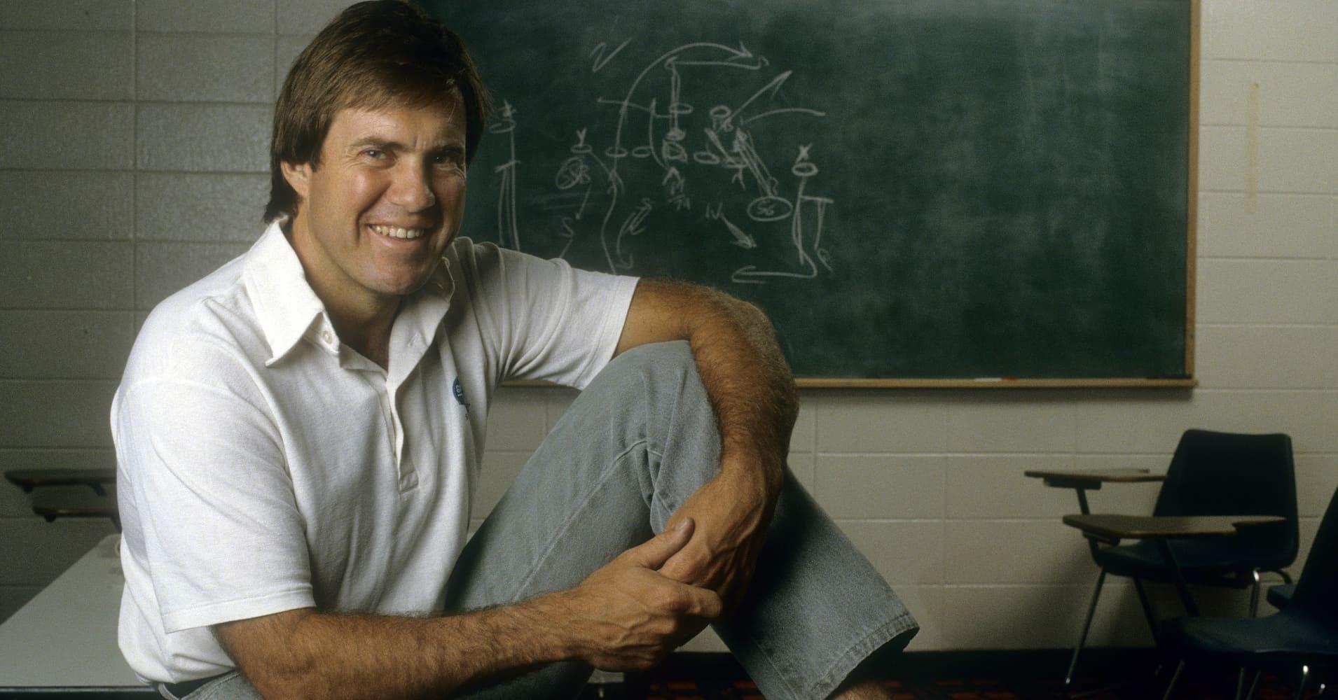 Bill Belichick circa 1985