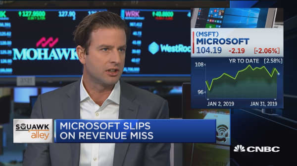 Microsoft has potential to catch up with AWS, says analyst