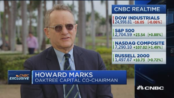 Howard Marks: America should be worried about the 'rising tide of anti-capitalism'