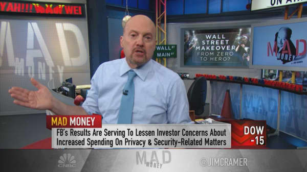 How Facebook, GE and Apple turned their struggles into stock gains: Cramer