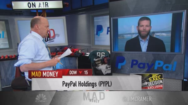 PayPal CFO addresses 3 pain points in earnings: eBay, currency and 'pockets' of slower growth