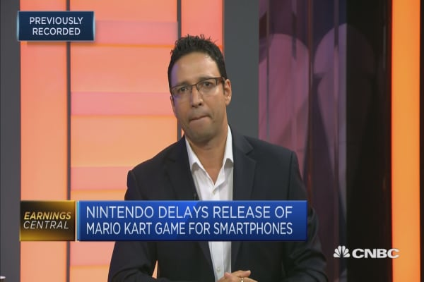 Nintendo has to get mobile gaming right, analyst says