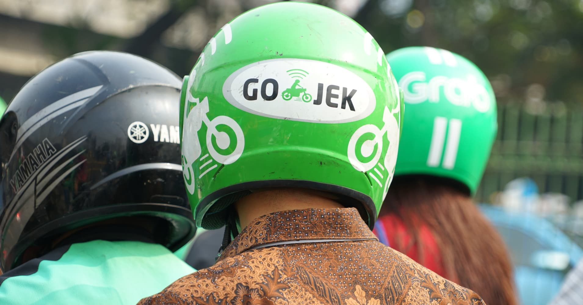 Indonesian ride-hailing firm Go-Jek hits big number with latest fundraising effort