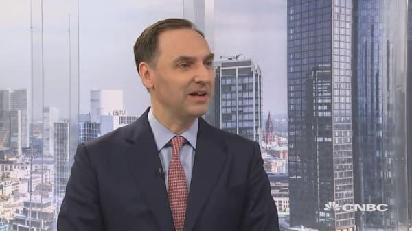 Brexit could be disruptive, Deutsche Bank CFO says