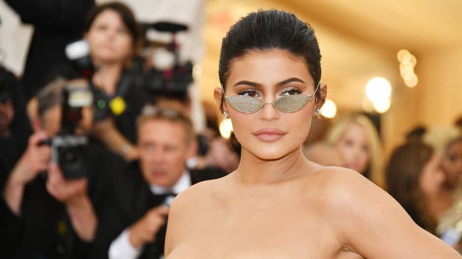 Kylie Jenner spent $10,000 on Postmates last year