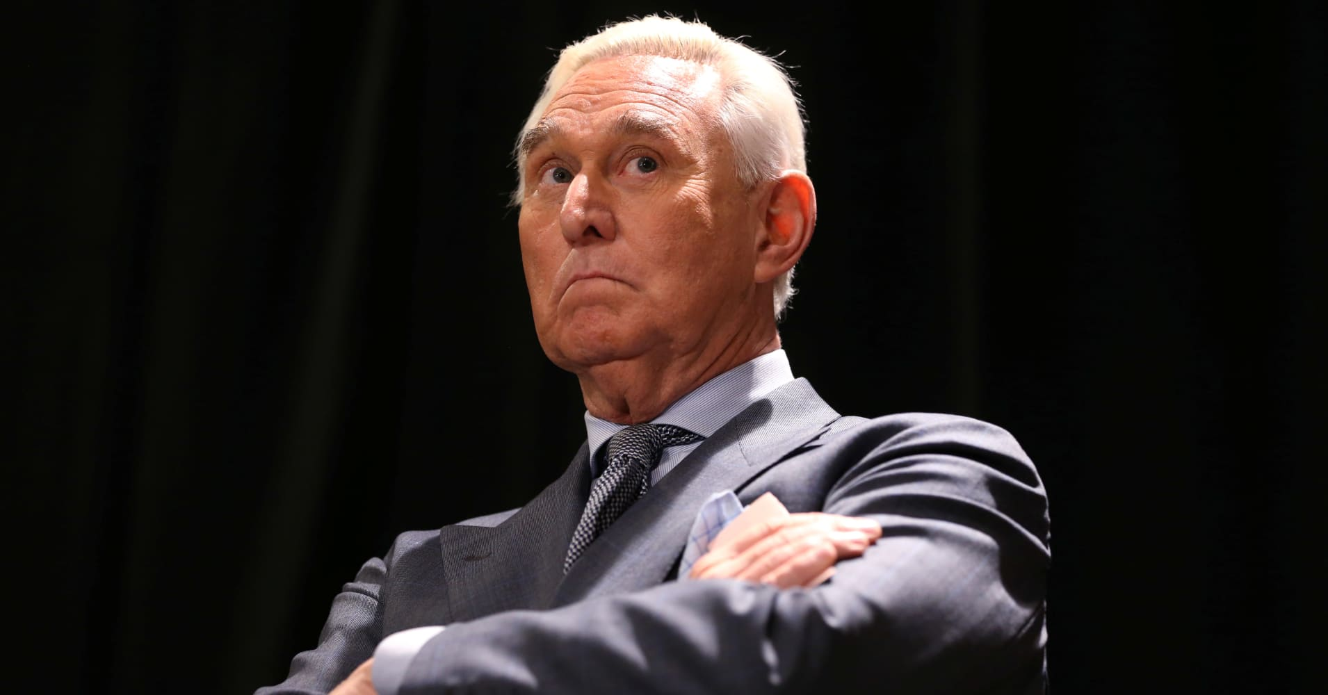 Roger Stone apologizes for Instagram post showing crosshairs near judge