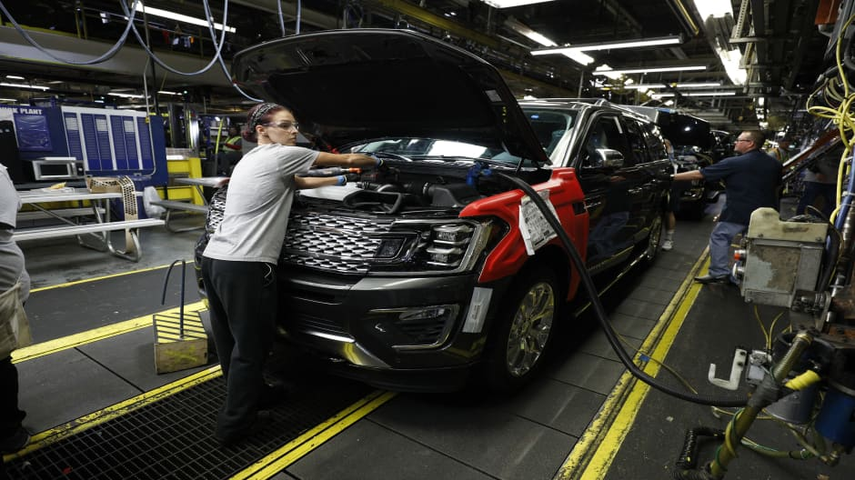 America is falling back in love with trucks and SUVs, and that's causing big changes at big car companies