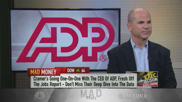'The economy feels like it has a lot of momentum,' says ADP CEO after strong jobs data