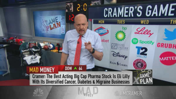 Cramer's game plan: Be ready to 'buy the next dip' in this 'ideal backdrop for stocks'