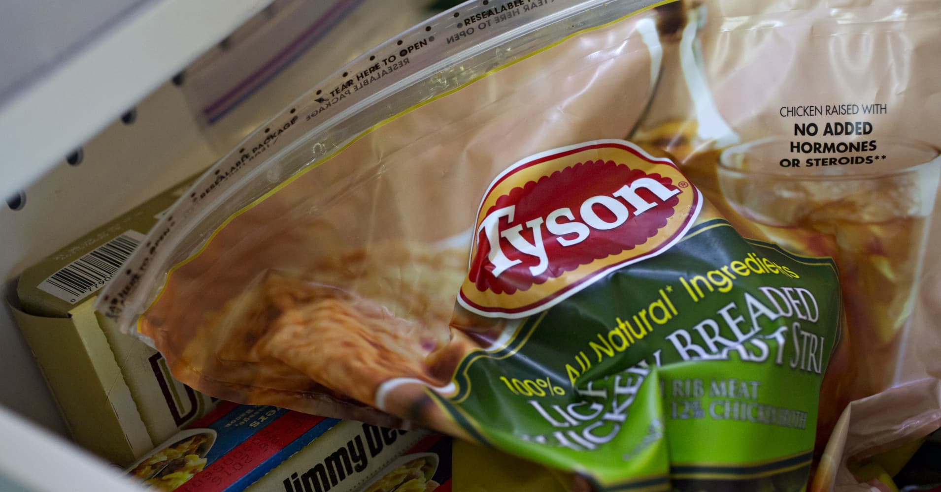 Jimmy Dean parent Tyson Foods has held talks to buy Foster Farms for $2 billion